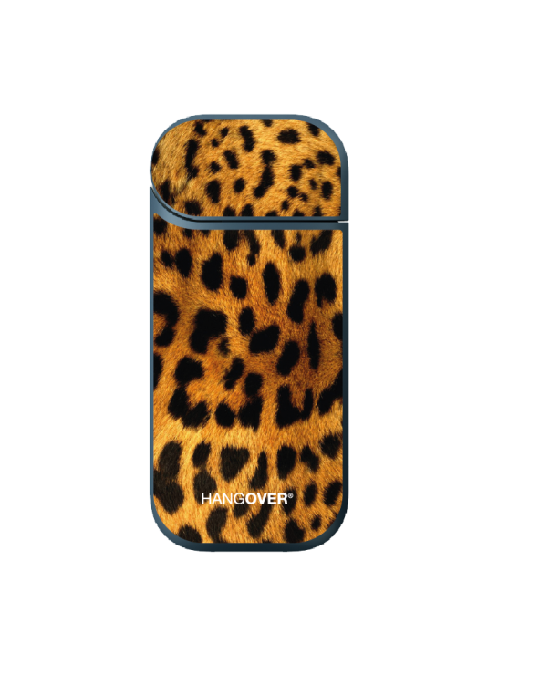 Fur Collection - Leopard - Cover SmartSkin for Iqos