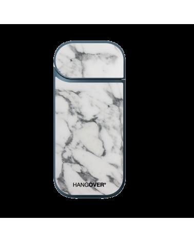 Marble Carrara - Cover Skin Adesiva in Resina Speciale per Iqos 2.4 e 2.4+