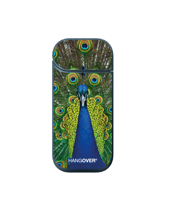 Peacock - Cover SmartSkin for Iqos