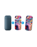 Colored Stones - Cover Skin Iqos
