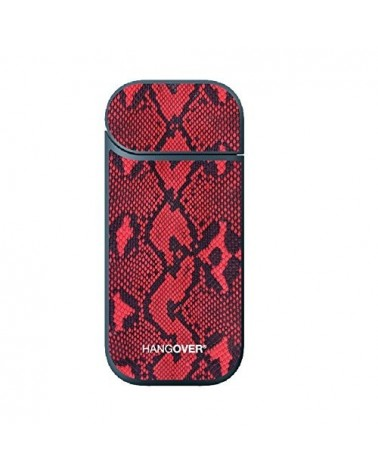 Red Leather - Cover SmartSkin for Iqos