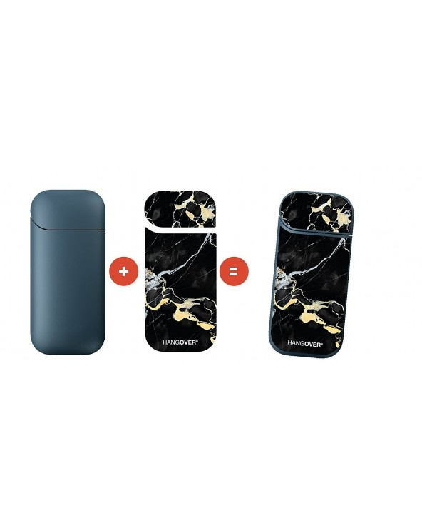 Marble Black - Cover Skin Iqos