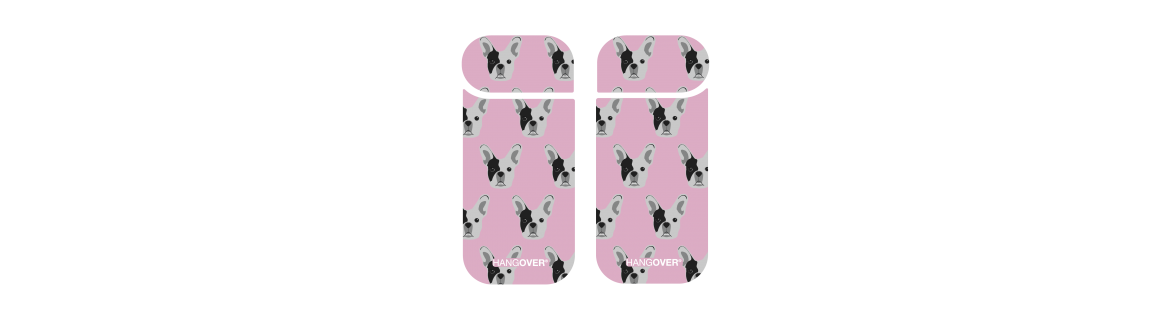 French Bulldog - Cover Skin for Iqos