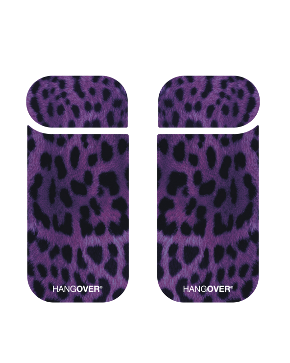 Violet Leopard - Cover Skin Iqos