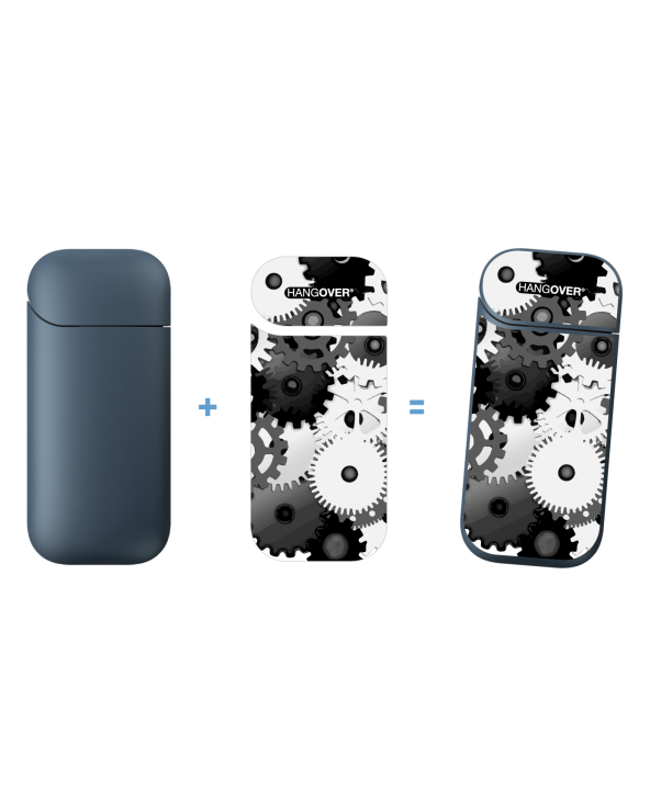 Time Flowing - Cover Skin Iqos