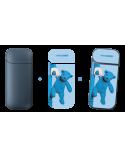 Teddy Bear Blue - Cover SmartSkin for Iqos