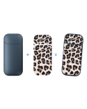 Fur Collection Leopard White - Cover SmartSkin for Iqos