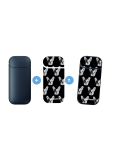 French Bulldog Black- Cover SmartSkin for Iqos