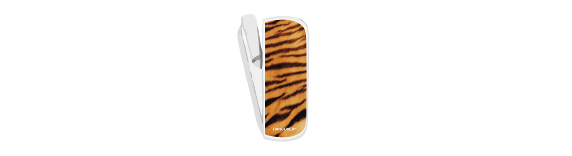 Tiger Coat - SmartSkin in Stoffa Speciale for Iqos 3
