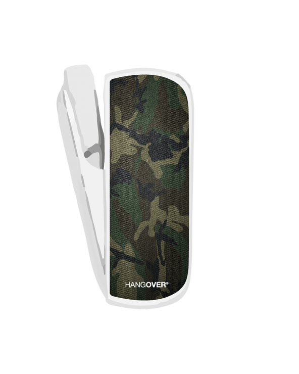 Military Outfit - SmartSkin in Special Fabric for Iqos 3