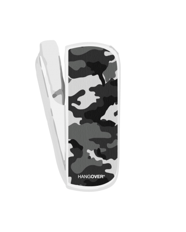 Military Black - SmartSkin in Tessuto Speciale for Iqos 3