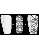 Exagon White - SmartSkin in Stoffa Speciale for Iqos 3