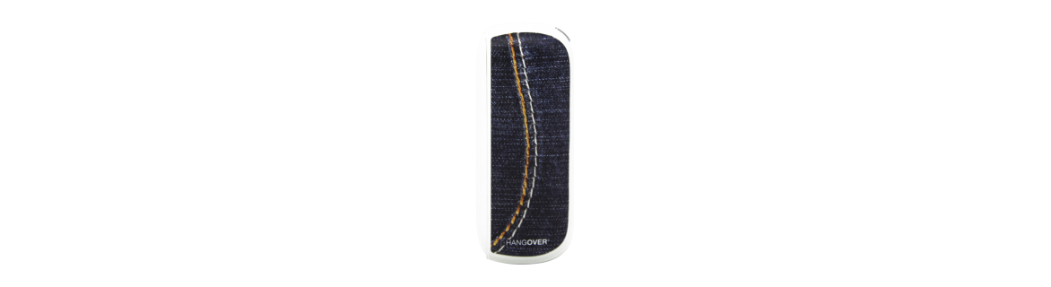 Jeans - Cover SmartSkin in Tessuto Speciale for Iqos 3 by Hangover