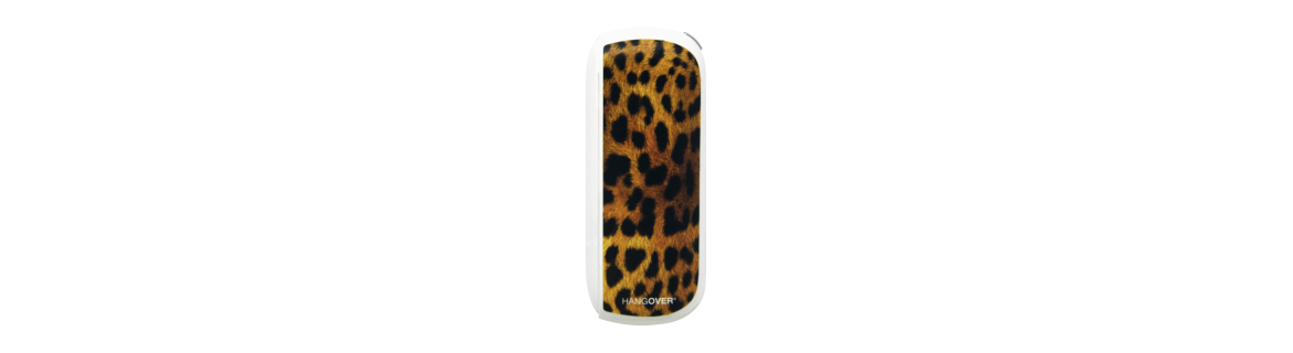 Leopard - Cover SmartSkin in Tessuto Speciale per Iqos 3 by Hangover