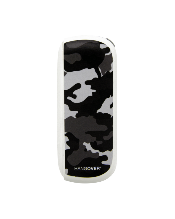 Military Black - Cover SmartSkin in Tessuto Speciale per Iqos 3 by Hnagover