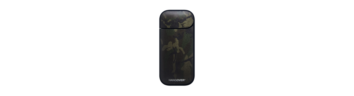 Military Outfit - Cover SmartSkin in Tessuto Speciale per Iqos 2.4 e 2.4 plus by Hangover