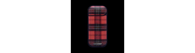 Scozzese - Cover SmartSkin in Tessuto Speciale per Iqos 2.4 e 2.4 plus by Hangover