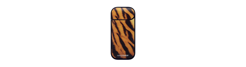 Tiger Coat - Cover SmartSkin in Tessuto Speciale per Iqos 2.4 e 2.4 plus by Hangover