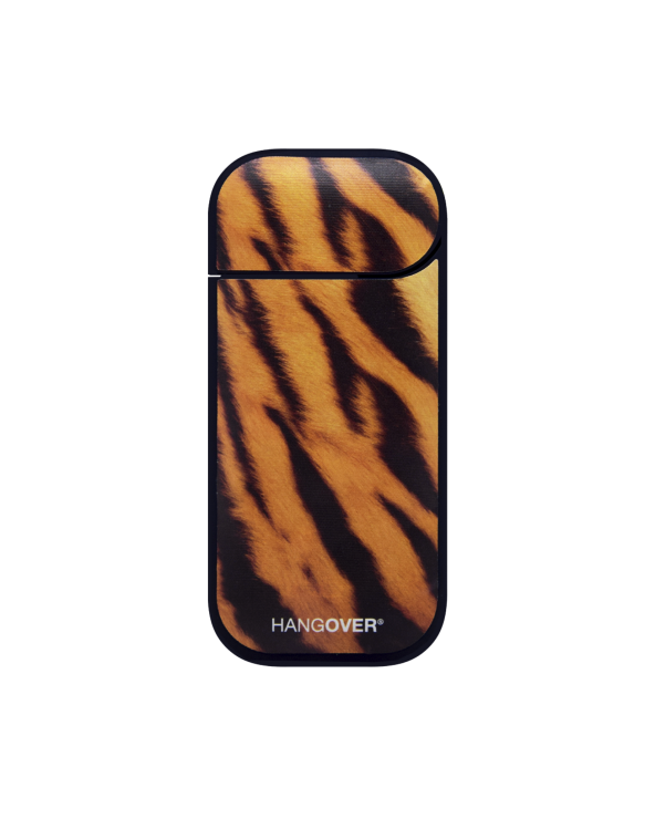 Tiger Coat - Cover SmartSkin in Tessuto Speciale per Iqos 2.4 e 2.4 plus by Hangover