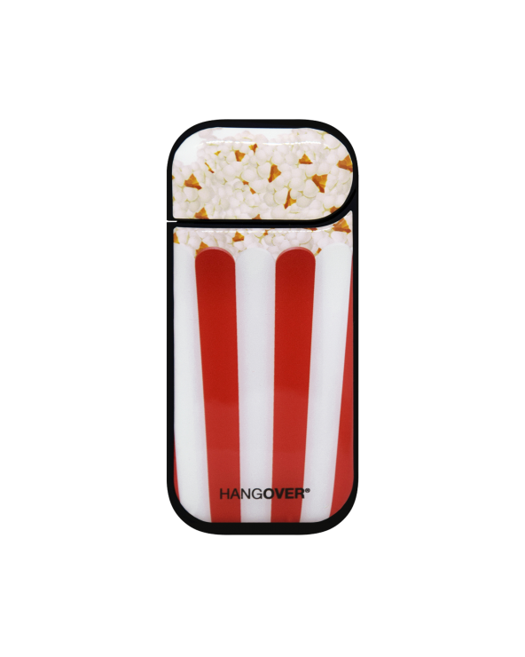 Tasty Pop Corn - Cover SmartSkin Adesiva in Resina Speciale per Iqos 2.4 e 2.4 plus by Hangover