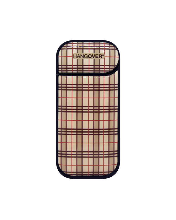 Picnic Brown - Cover SmartSkin Adesiva in Resina Speciale per Iqos 2.4 e 2.4 plus by Hangover