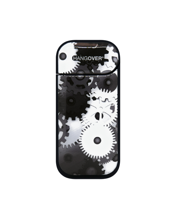 Time Flowing - Cover SmartSkin Adesiva in Resina Speciale per Iqos 2.4 e 2.4 plus by Hangover