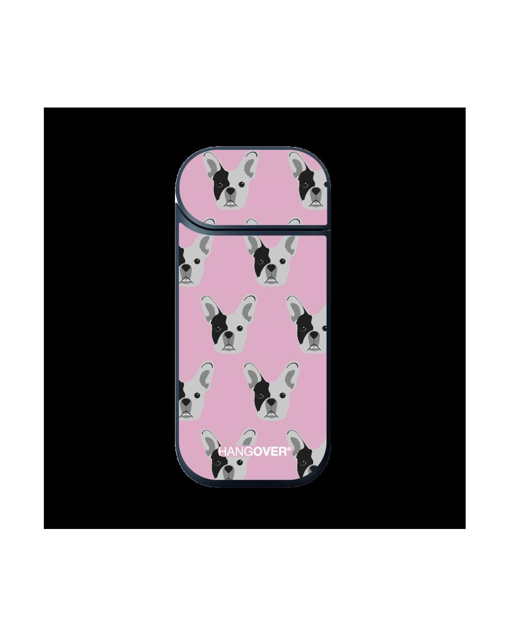 French Bulldog - Cover SmartSkin Adesiva in Resina Speciale per Iqos 2.4 e 2.4 plus by Hangover