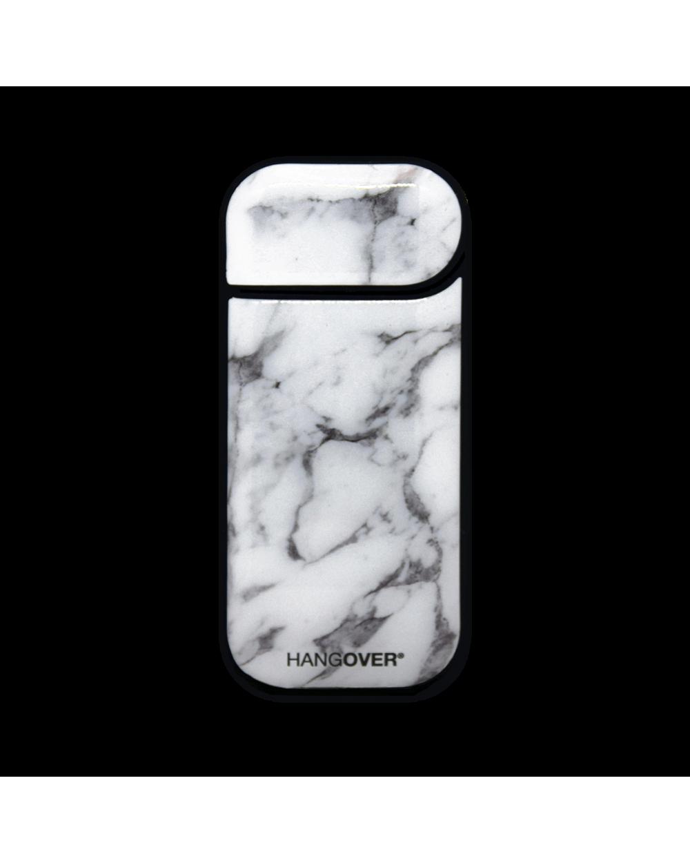 Marble Carrara - Cover SmartSkin Adesiva in Resina Speciale per Iqos 2.4 e 2.4 plus by Hangover