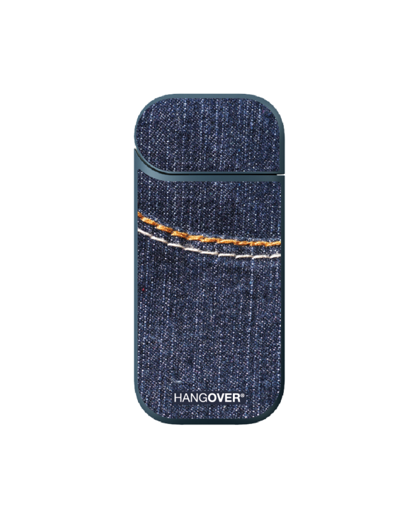 Jeans - Cover SmartSkin Adesiva in Resina Speciale per Iqos 2.4 e 2.4 plus by Hangover