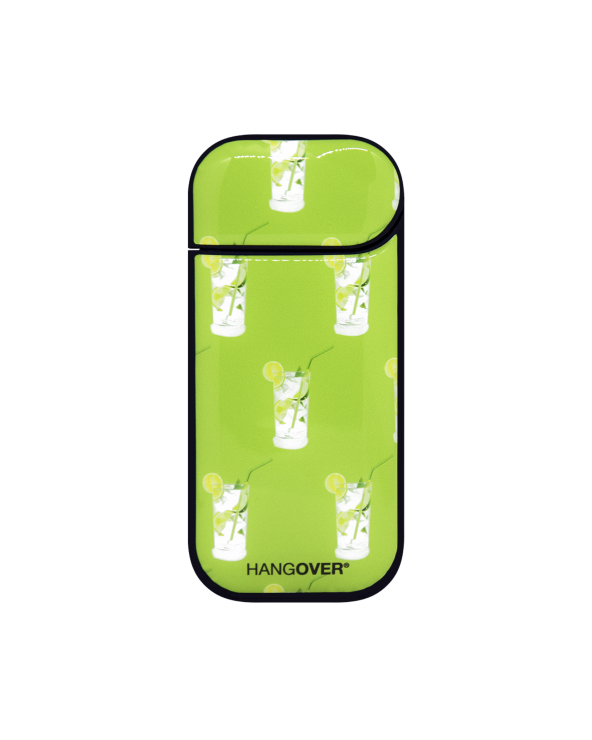 Mojito Drinks - Cover SmartSkin Adesiva in Resina Speciale per Iqos 2.4 e 2.4 plus by Hangover