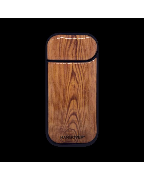 Wood - Cover SmartSkin Adesiva in Resina Speciale per Iqos 2.4 e 2.4 plus