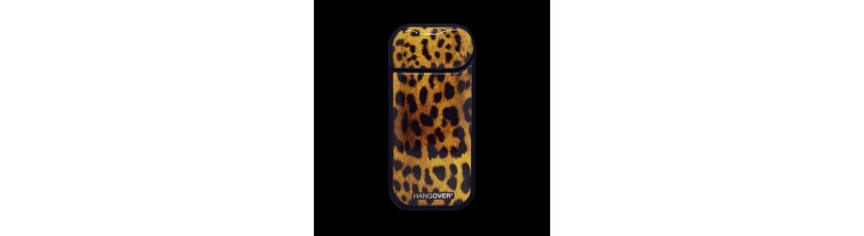 Leopard - Cover SmartSkin per Iqos 2.4 e 2.4 plus by Hangover