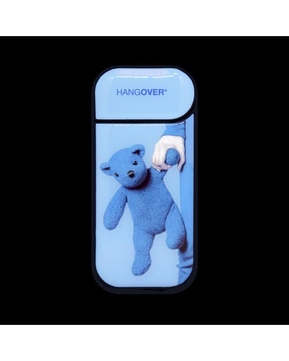 Teddy Bear Blue - Cover SmartSkin Adesiva in Resina Speciale