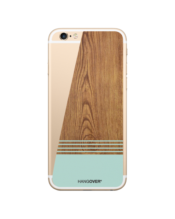 Wood for 6, 6S, 7, 8, X, XS