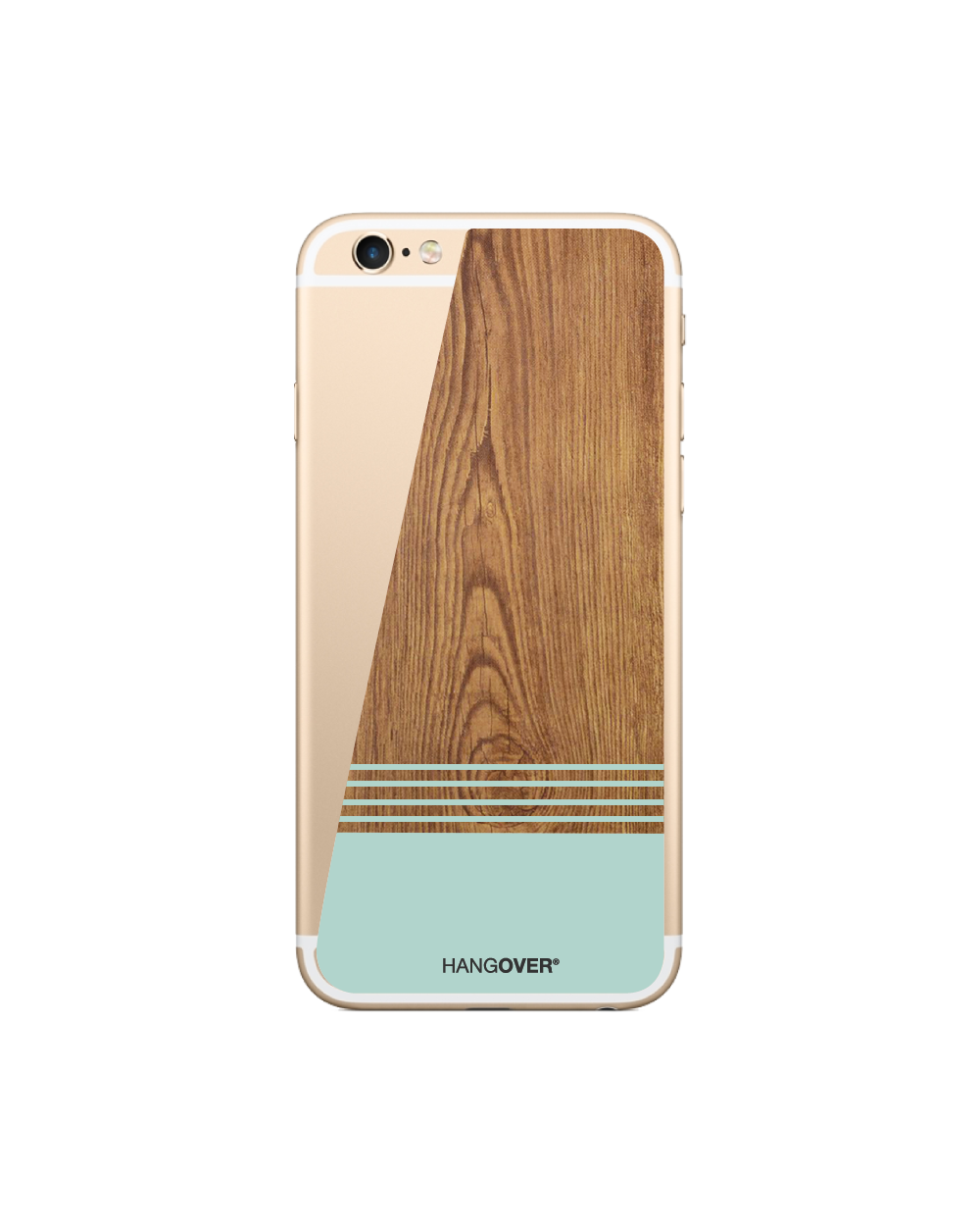 Wood per 6, 6S, 7, 8, X, XS