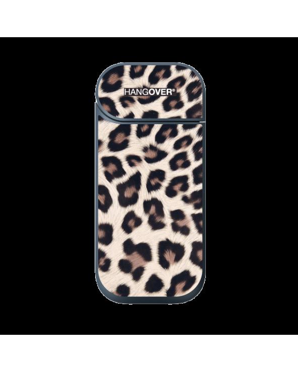 Leopard White - Cover SmartSkin in Tessuto Speciale per Iqos 2.4 e 2.4+