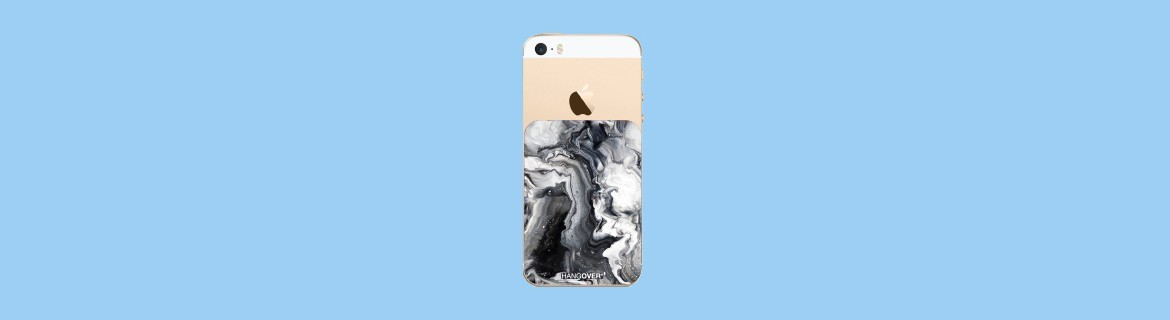 Change your iPhone's look with a unique in the world design and concept!